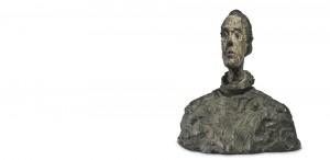Alberto Giacometti - Tete a Diego