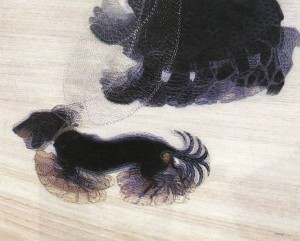 Giacomo Balla, Dynamism of a Dog on a Leash, 1912