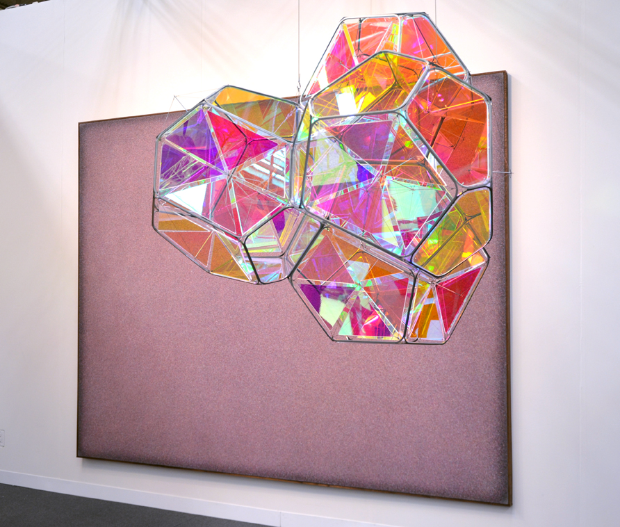 Thomas Saraceno, The Armory Show, 2014