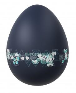 GRIMSHAW Untitled, 2014 Faberge Egg Hunt