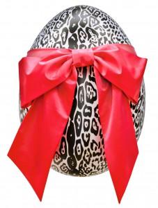 JAY GODFREY, Gifted Jaguar, 2014, Faberge Egg Hunt NY