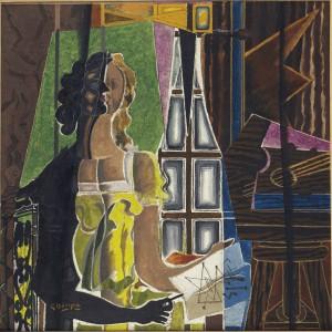 Georges Braque, Le Modele