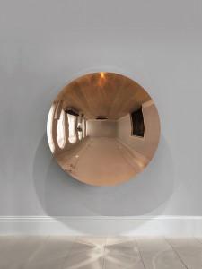 Anish Kapoor, Untitled, 2012.  Image courtesy Sotheby's, NY