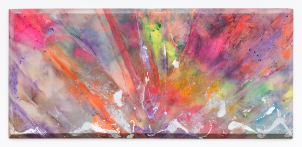 Sam Gilliam, Ray II, 1970 David Kordansky Gallery, Los Angeles. Frieze New York