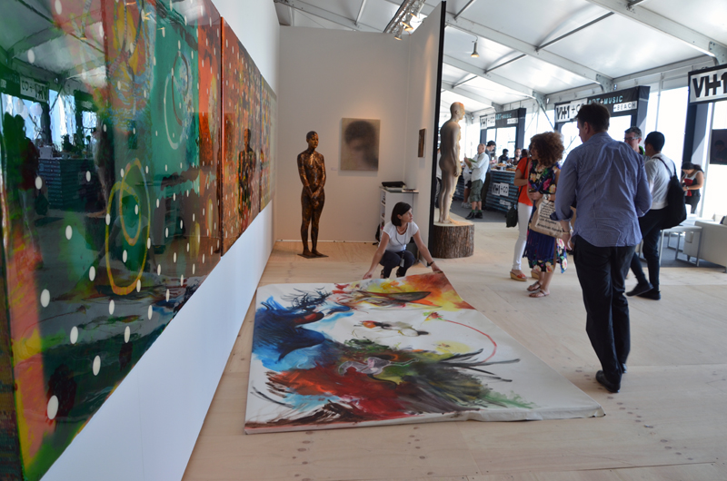 Scope Miami art fair