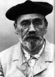 Emile Zola, 1902
