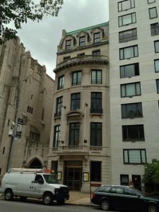 Archer Huntington's Mansion on Fifth Avenue