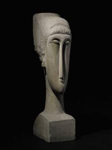 Amedeo Modigliani, Tete, 1911 - 1912