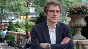 Richard Lehun - Interview with galleryIntell. Image © Kristina Nazarevskaia