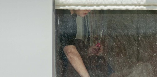 Arne Svenson, Neighbors 3. Image © Arne Svenson. Courtesy the artist and Julie Saul Gallery