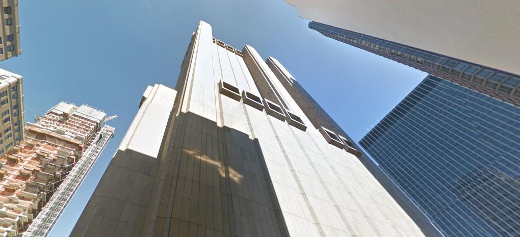 Building at 33 Thomas Street, New York City