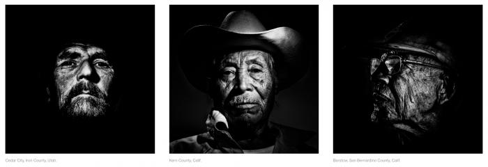 Matt Black, The forgotten Faces of Poverty