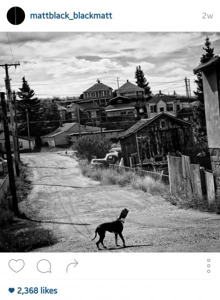 Matt Black, Walkerville, MT, Image © Matt Black