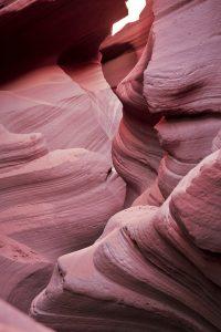 Antelope Canyon, Arizona. Image © Kristina Nazarevskaia