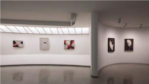 László Moholy-Nagy Installation view, Museum Mile Festival 2016. Image courtesy Guggenheim Museum