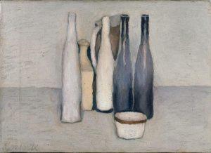 Giorgio Morandi. Still Life, 1957. Oil on canvas. Private Collection, Milan