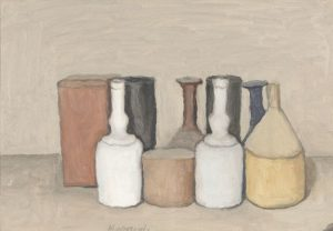 Giorgio Morandi. Natura Morta, 1953 Oil on canvas - galleryIntell