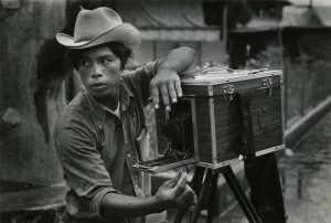 AIPAD 2017. Ann Parker, 'Los Ambulantes- The Itinerant Photographers of Guatemala', 1970s, Courtesy Deborah Bell Photographs